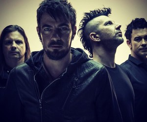 music, adam gontier, and saint asonia image