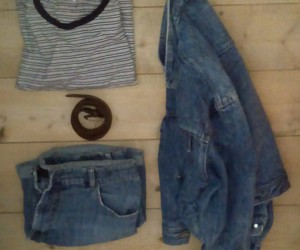 belt, clothes, and grunge image