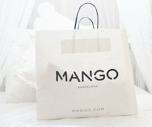 mango, fashion, and shopping image
