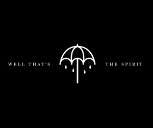 bring me the horizon, that's the spirit, and Lyrics image