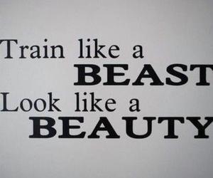 beauty, beast, and train image