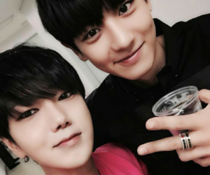 exo, chanyeol, and yesung image