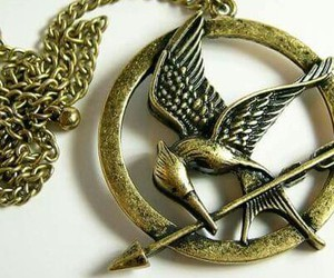 fashion, the hunger games, and jewelry image
