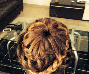 beautiful, hairstyle, and lovely image