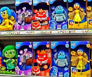 disney, inside out, and toys image