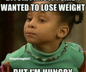 funny, hungry, and food image