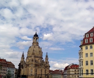 dresden, europe, and germany image