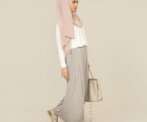 beautiful, hijab, and islam image