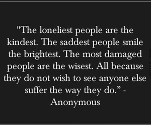quotes, sad, and lonely image