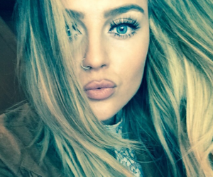 perrie edwards, little mix, and selfie image