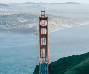 bridge, san francisco, and beautiful image