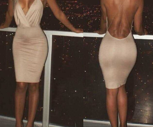dress, style, and sexy image