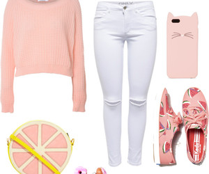 hipster, keds, and outfit image