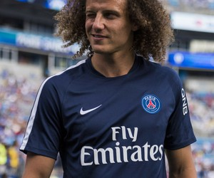 football, david luiz, and psg image