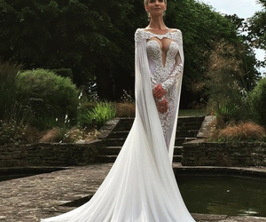 bride, royal, and wedding image