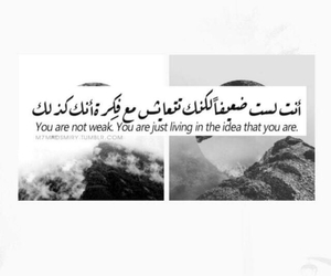 arabic, english, and weak image
