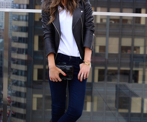 denim, jeans, and street style image