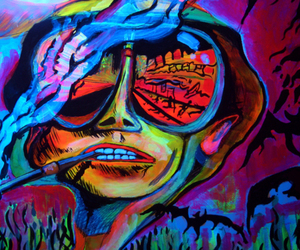 fear and loathing and johnny depp image