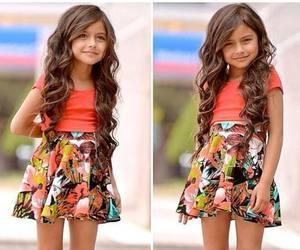 girl, sweet, and little image