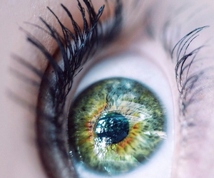 beautiful, pretty, and eyes image