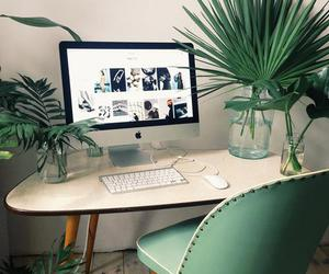 green, design, and home image