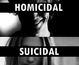 homicidal, american horror story, and suicidal image