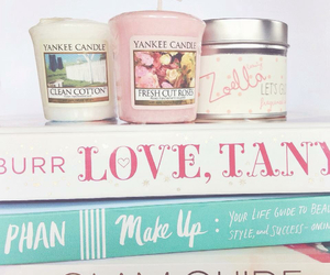 candles, zoella, and girly image