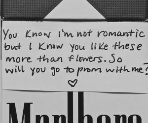cigarette, marlboro, and love image