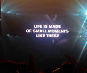 above, beyond, and concert image