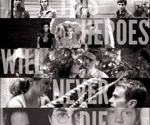 harry potter, heroes, and percy jackson image