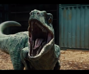 blue and jurassic world image