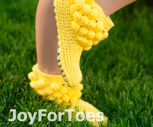 boots, creative, and crochet image