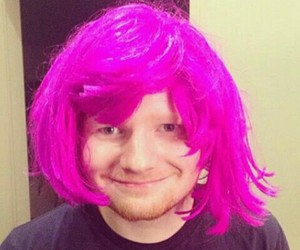 ed sheeran, ed, and pink image