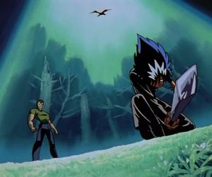anime, yusuke urameshi, and yu yu hakusho image