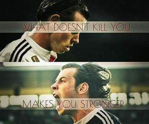 bale, hala madrid, and real madrid image