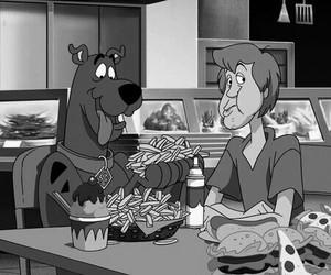 food, cartoon, and funny image