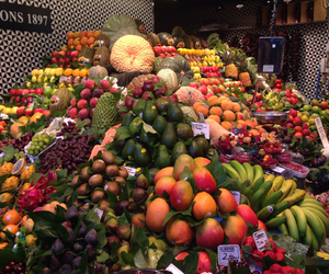 Barcelona, FRUiTS, and spain image