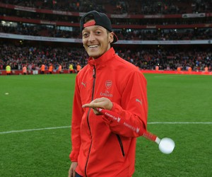Arsenal, football, and Özil image