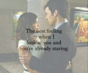 love, feeling, and pretty little liars image