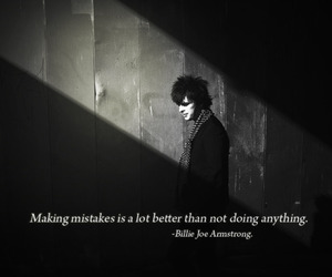 billie joe armstrong, green day, and quote image