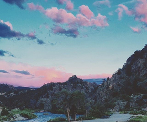 nature, hipster, and landscape image