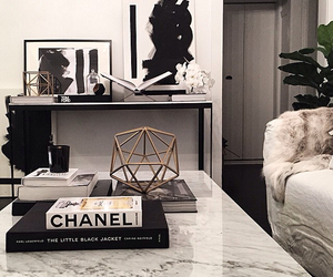 chanel, classy, and decor image