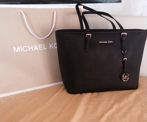 black, michael, and bag image