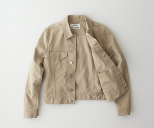 jacket, beige, and pale image