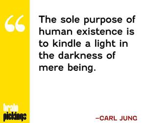 being, quotes, and light image