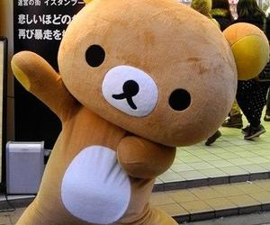 japan, rilakkuma, and kawaii image