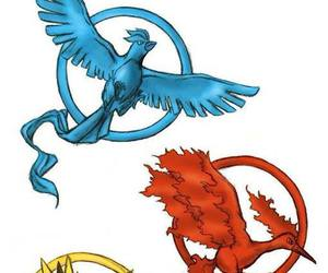 pokemon and hunger games image