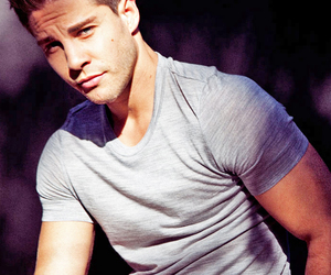 glee and dean geyer image