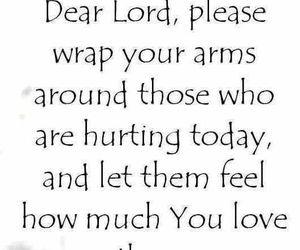 prayer and love image
