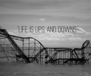 life, down, and up image